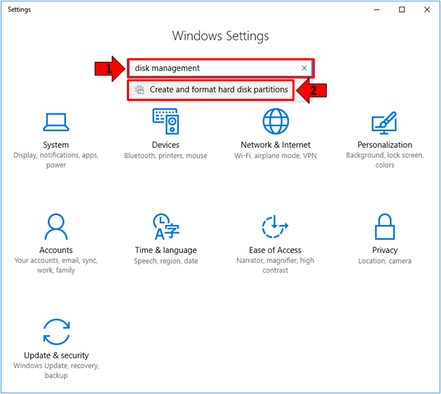 windows 10 how to create a network drive