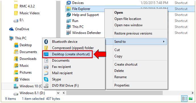 8 Easy Ways to Open File Explorer (Windows 10) | Windows Techies