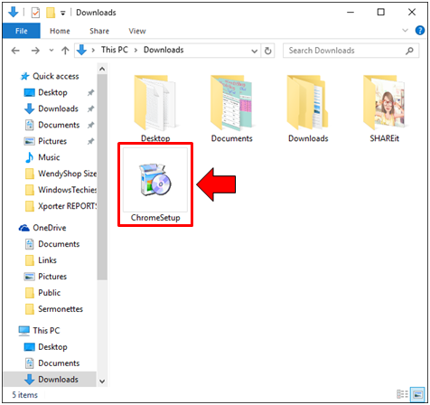 How to Install Google Chrome in Windows 10 (Online and