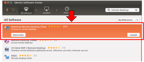 install rdp on ubuntu 14