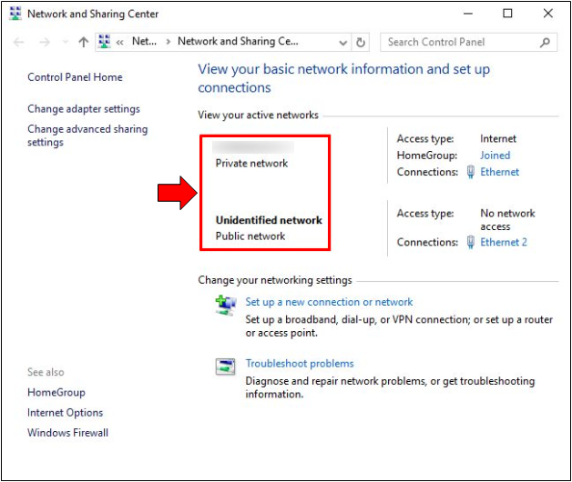 A Place To Call Home Setting Dial Up Internet Connection Setup In Windows 7 Network Location Profiles In Windows 8.1 And Windows 10
