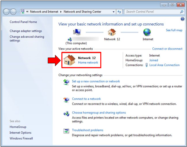 How to Change Network Locations in Windows 7, 8 1 and